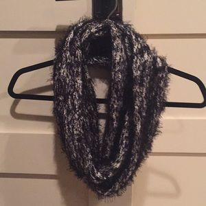 Accessories - Furry Infinity Scarf